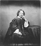 John's grandmother Amelia, born in 1831
